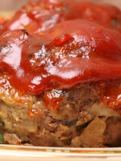 easy meatloaf muffins